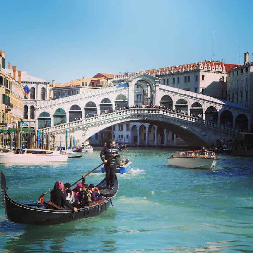 City Break Summer 2016 Venice Italy