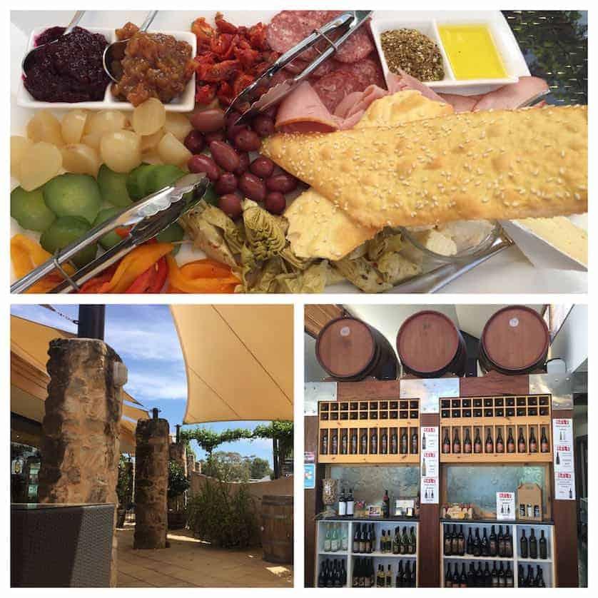 Adelaide Food - WorldWideWill - Schild Estate