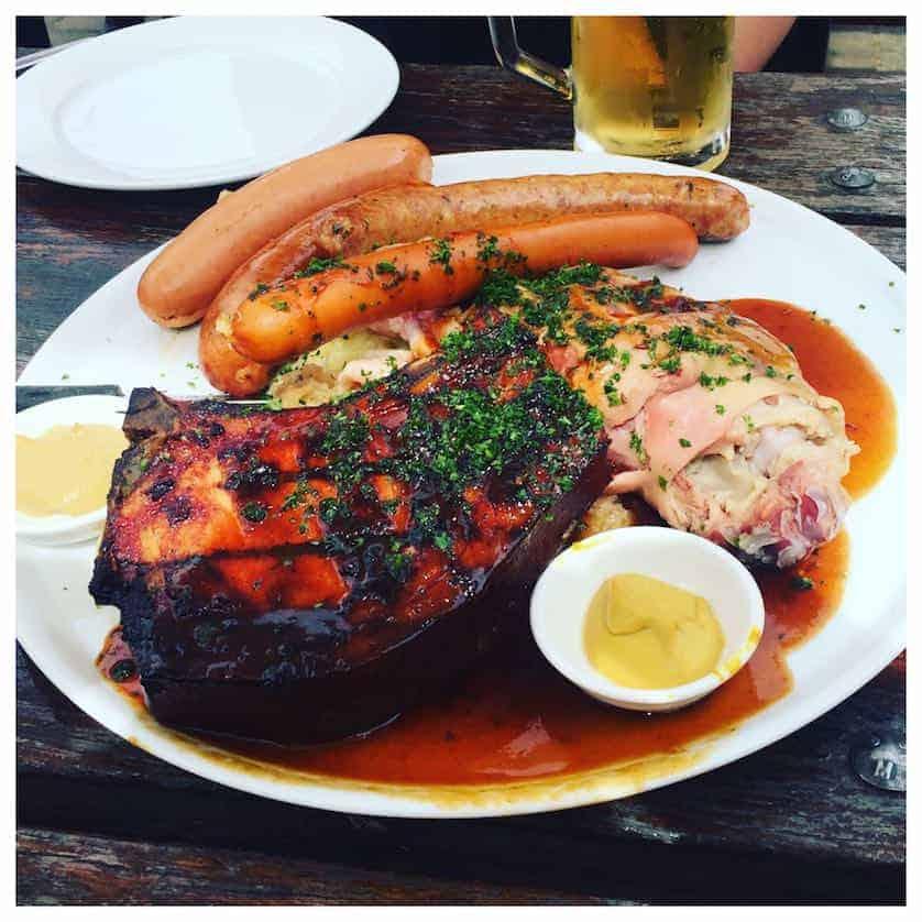 Adelaide Food - WorldWideWill - Hahndorf Inn