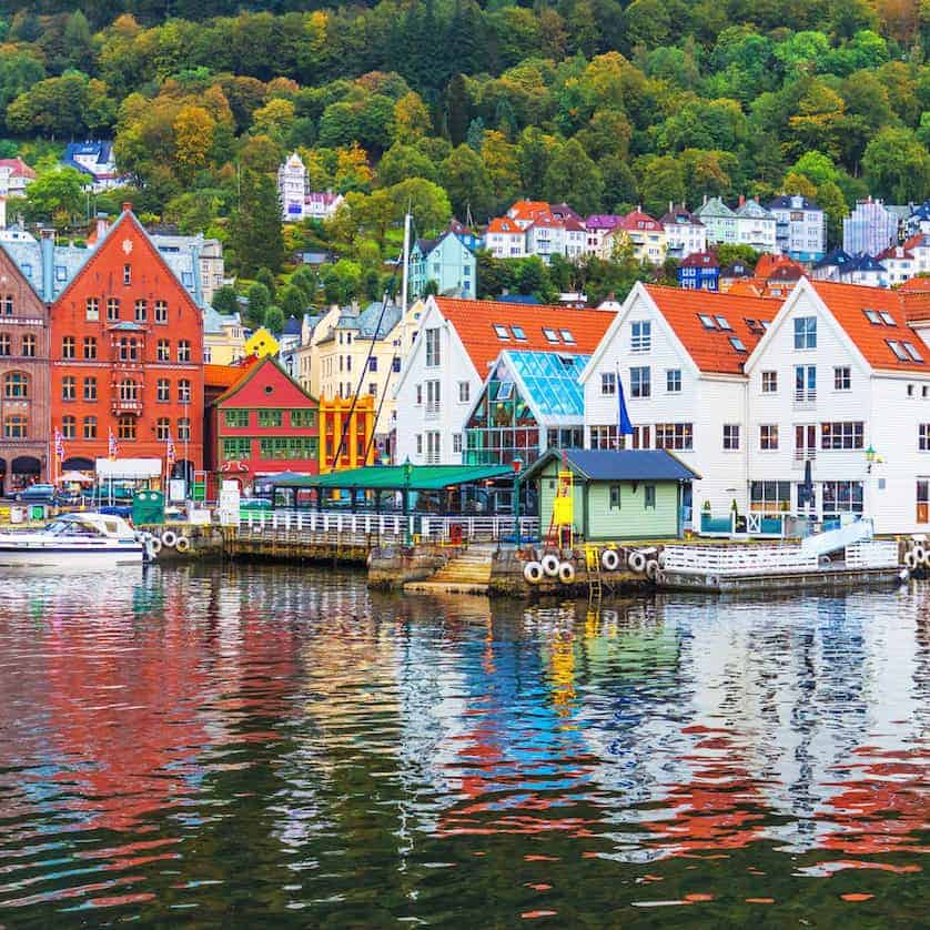 City Breaks Autumn 2016 Bergen by WorldWideWill