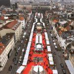Brussels Christmas Market by WorldWideWill