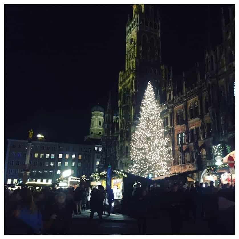 Munich Christmas Market by WorldWideWill