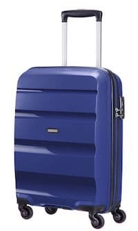 American Tourist Small Suitcase