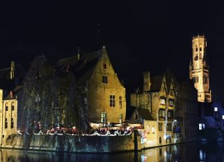 Wonderful Evening in Brugge
