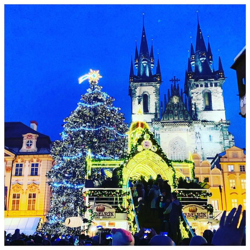 Prague Christmas Markets break 2018