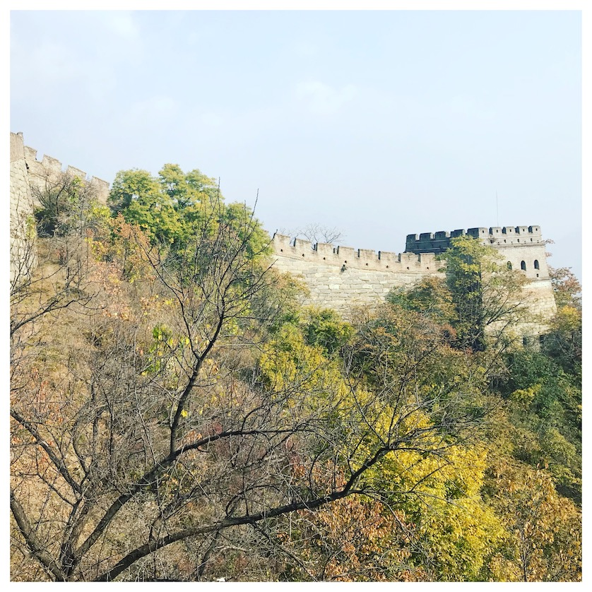 Great wall of China by World Wide Will