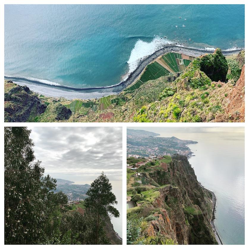 my visit to Cabo Girão on my Cabo Girão