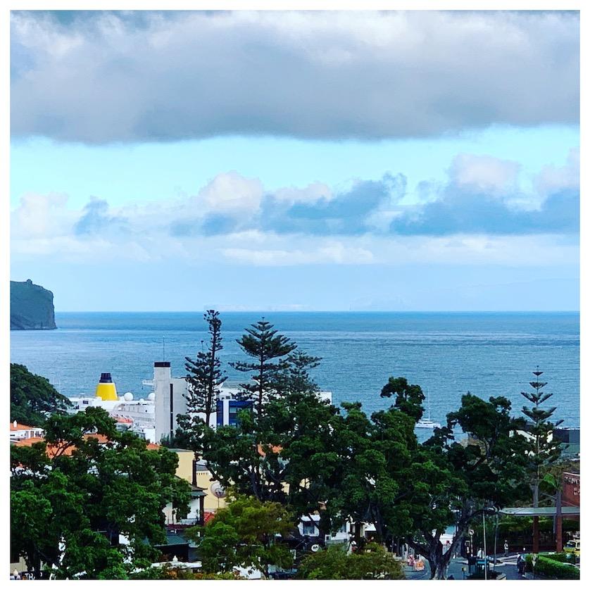 view over Funchal City Break