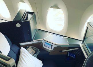 British Airways A350 Club Suites