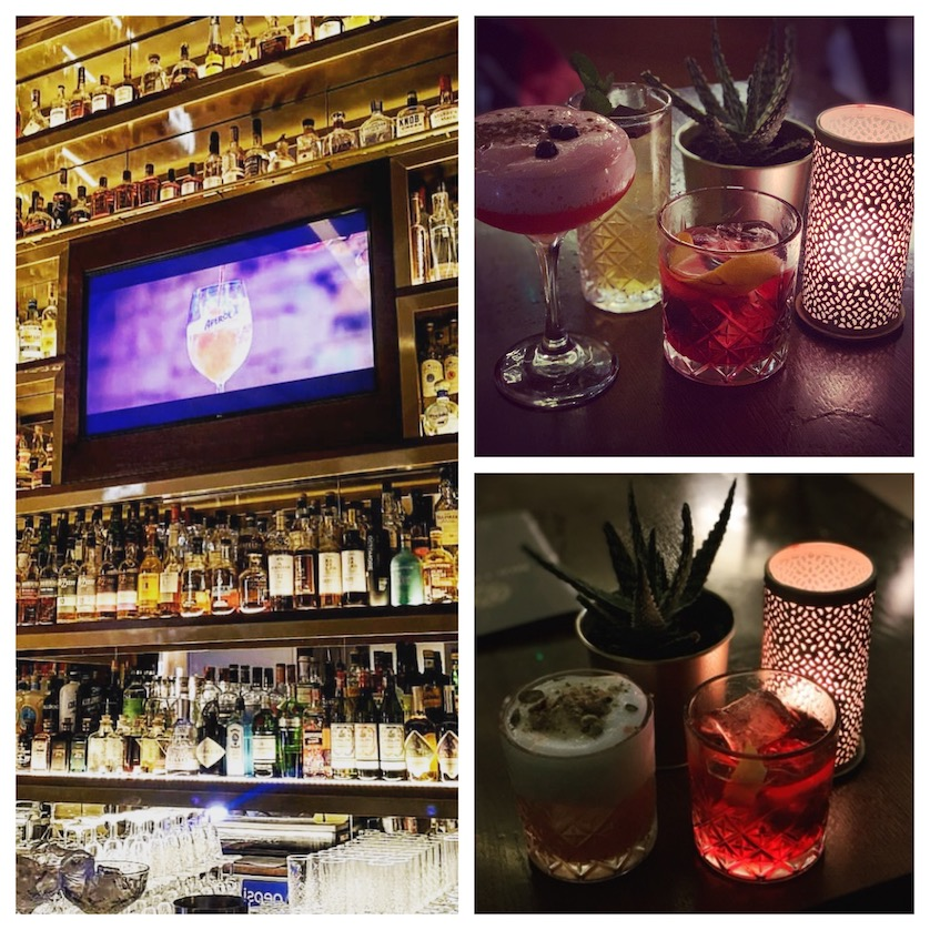 Cocktail evening in Krakow