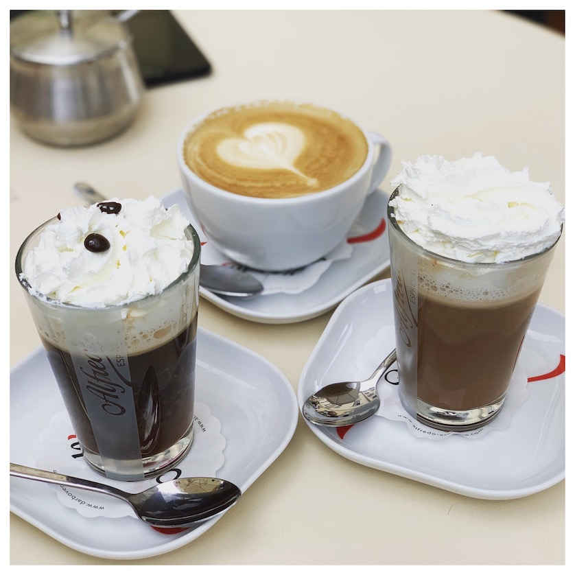 Coffee in Krakow