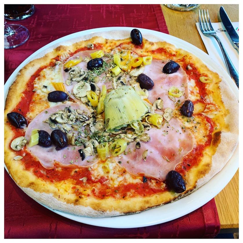 Dinner in Salzburg