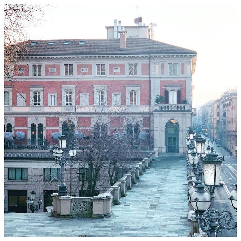 My Hotel in Bologna